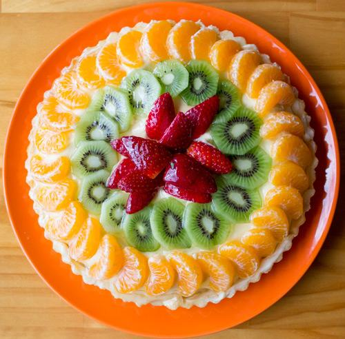 Learn to make a French Fruit tart at Jacican