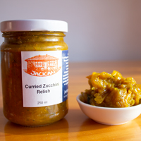 curried zucchini relish