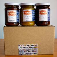 Would you like a gift box of Jacican preserves?